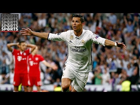 Did Bayern Get ROBBED Ronaldo Controversial Hat Trick