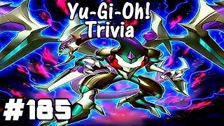 Yugioh Trivia: Dark Rebellion XYZ Dragon - Episode 185