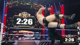 NEW WWE Monday Night Raw 23 January 2017