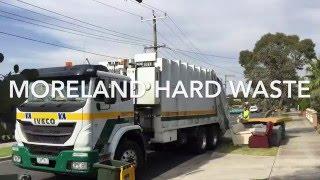 Moreland Hard Waste (Hard Rubbish) Waste Management RL