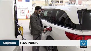 GTA gas prices hit 4-year high