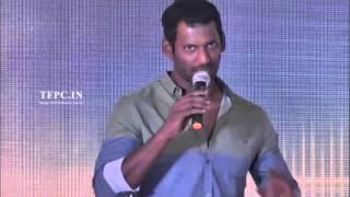 Vishal's Madha Gaja Raja Movie Audio Launch Video | Vishal | Anjali | TFPC