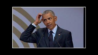 En Afrique du Sud, Obama célèbre le centenaire de la naissance de Nelson Mandela