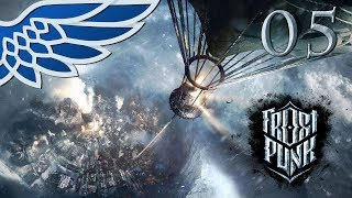 FROSTPUNK | PRISON SYSTEM PART 5 - FROSTPUNK FULL GAME PREVIEW Let's Play Gameplay