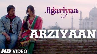 Exclusive: Arziyaan Video Song | Jigariyaa | Vikrant Bhartiya, Aishwarya Majmudar