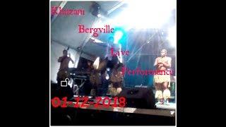 Khuzani almost broken down the stage in bergville