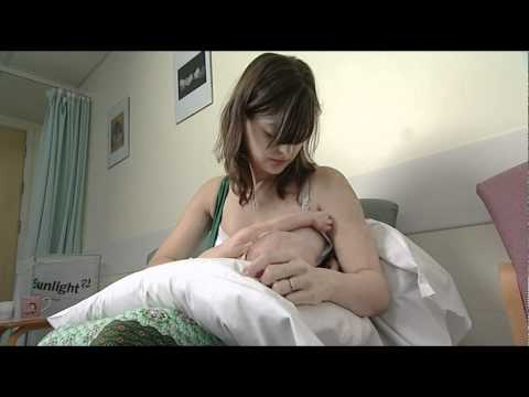 Frimley Health Maternity Unit film feeding your baby