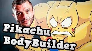 Pikachu Bodybuilder - Sai da Jaula o Monstro 2