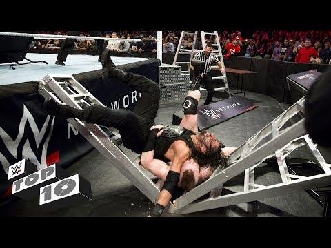 Xxx Mp4 Extreme TLC Match Moments WWE Top 10 Oct 21 2017 3gp Sex