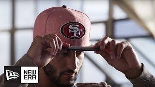 New Era Cap: Colin Kaepernick NFL Lifestyle Collection | New Era Cap
