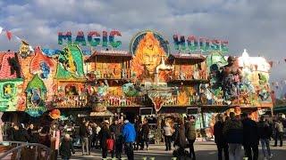 Magic House - Kutschenbauer Walkthrough | Nürnberger Frühlingsfest 2017