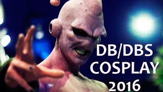 DragonBall Z/S Cosplay 2016 ドラゴンボール (VIDEO 1 de 4)