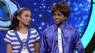 D3 D 4 Dance I Ann Mary & Vineesh - Machane vaa en machane vaa I Mazhavil Manorama