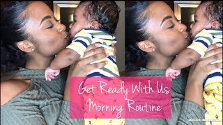 Mommy and Baby Morning Routine + Skin Care