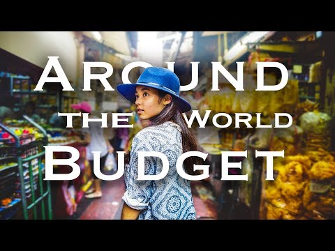 How Much Does it Really Cost to Travel the World Budget RTW Trip Guide