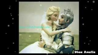 Jack Frost And Elsa Wedding Collection