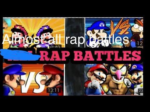 All WOTFI Rap Battles 2015 2018
