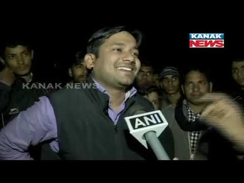 Xxx Mp4 Reaction Of Kanhaiya Kumar On Charge Sheet Against Him On JNU Sedition Case 3gp Sex