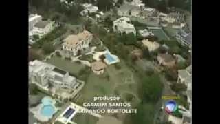 Jornal da Record Mostra A Mansão do Apóstolo Valdemiro Santiago