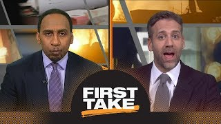 Max calls out Stephen A. for