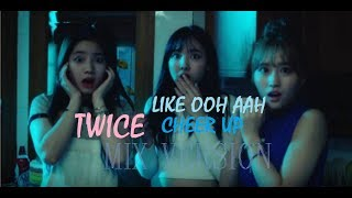TWICE - Cheer Up/Like Ohh Ahh (MIX) | Change the speed to 1.25 ✨