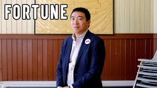 Andrew Yang: Meet the 2020 Candidate I Fortune