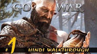 GOD OF WAR (Hindi) Walkthrough Part 1