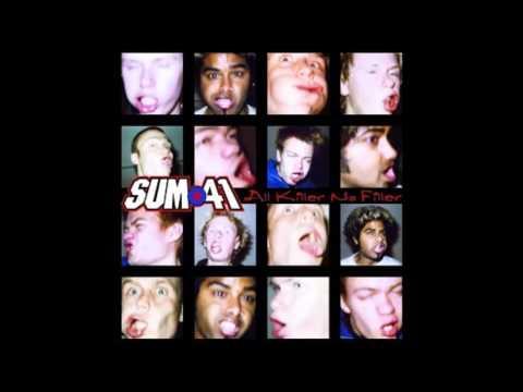 Sum 41- Nothing On My Back (Audio)