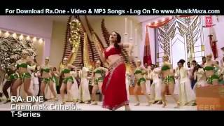 Chammak Challo Ra One Official Video Song 2011 Hindi Film ShahRukh Khan Kareena Kapoor Akon YouTube   YouTube