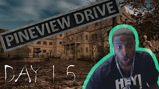 Pineview Drive Gameplay Walkthrough DAY 15 THE CLOWN IS MISSING!!!!!  ( HORROR GAME )