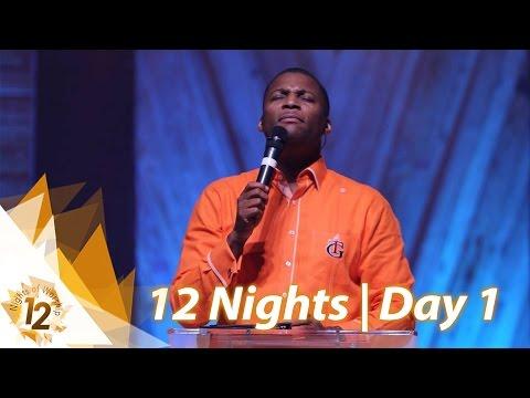 Pasteur Gregory Toussaint   12 Nights of Worship   Janvier: Sagesse Surnaturelle   Day 1