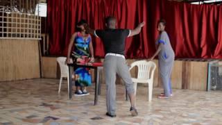 King Kong MC of Uganda Dancing to LAGADAT by G9ice
