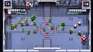 Smash TV on the Amiga