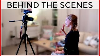 HOW TO FILM A YOUTUBE VIDEO | VLOGMAS #5