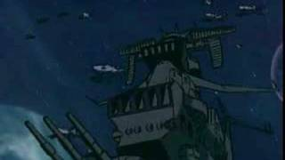 Starblazers Yamato - Quest To Iscandar Battle