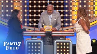 You ain't too old for your MOM TO... | Family Feud