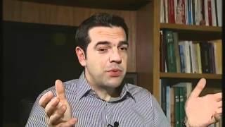 Alexis Tsipras interview (in Greek)