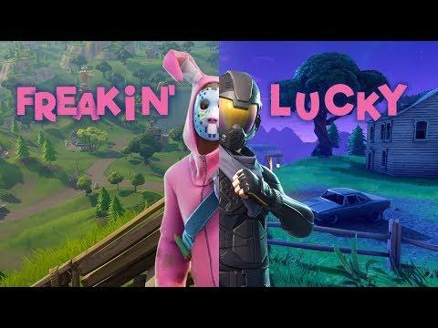 Instalok - Freakin' Lucky [Fortnite] (Lil Dicky - Freaky Friday feat. Chris Brown PARODY)