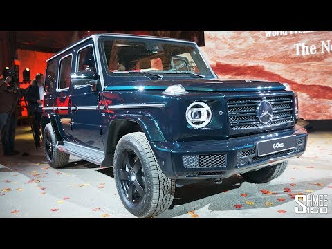 Xxx Mp4 Check Out The NEW 2018 Mercedes G Class FIRST LOOK 3gp Sex