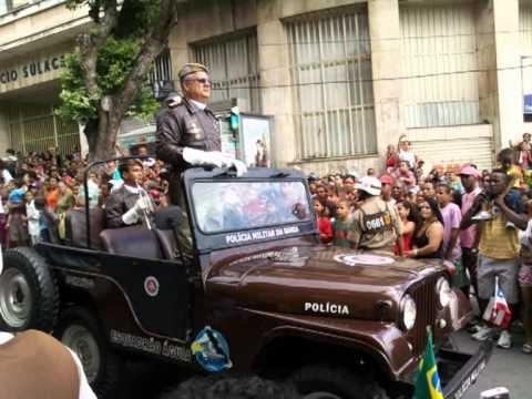 Desfile 7 de Setembro Salvador Ba. 2010