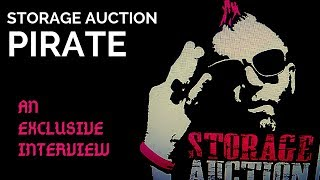 Buying Storage Units At Auction | Storage Auction Pirate Shares His Tips & Tricks