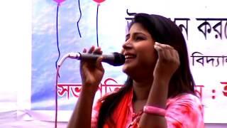 প্রান বন্ধু আসিতে সখিগো | খালি গলার গান | Pran Bondhu Ashite Shokhigo | Magic Baulliana | Baul Song
