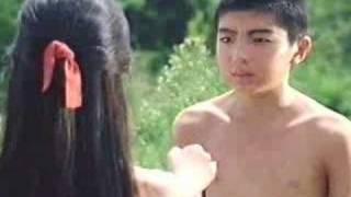 宫崎葵 12岁 拍摄的 电影
