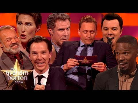 Celebrities Impersonating Other Celebrities The Graham Norton Show
