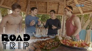 Road Trip: Seafood all you can in Siargao!
