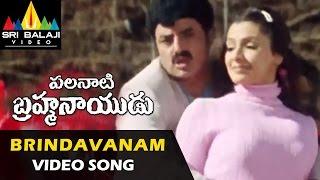 Palanati Brahmanaidu Songs   Brindavanam Lo Video Song   Bala Krishna, Aarti   Sri Balaji Video