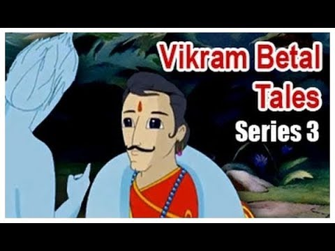 Vikram & Betal  | Animated Stories For Kids in Hindi | Series 3
