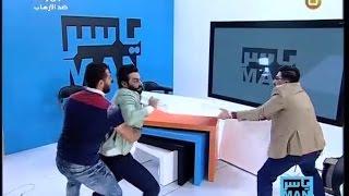 مقلب ويا الفنان العراقي جلال الزين - برنامج ياسرمان - الحلقة ٩