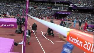 Londra 2012 Gianmarco Tamberi salto in alto