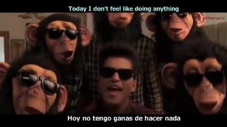 Bruno mars - The Lazy Song [Lyrics y Subtitulos en Español]